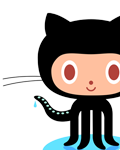 Mascotte di GitHub